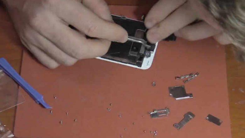 Si ta krijoni një iPhone 6S me duart tuaja, nga fillimi? (Video)