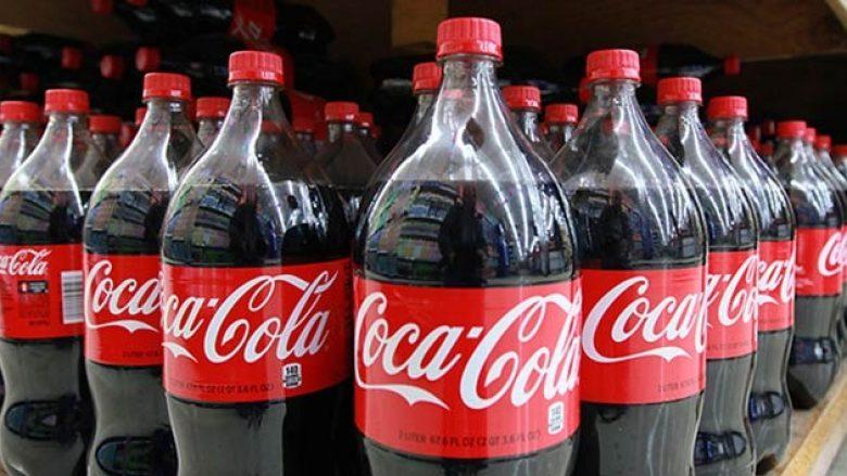 Coca-Cola, çdo vit prodhon mbi 100 miliardë shishe plastike