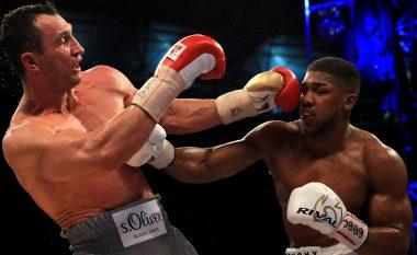 Shkenca pas grushtit të boksierit të kategorisë së rëndë: Të grushtohesh nga Joshua, është më keq sa që mendoni (Video)