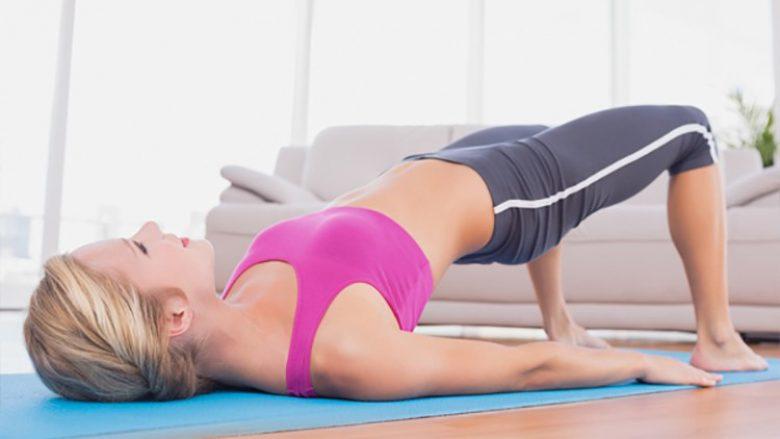 Ky ushtrim për një minutë eliminon dhembjen e fuqishme të shpinës: Sipas rekomandimit të fiziatrit! (Video)