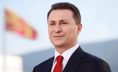 Gruevski thyen heshtjen, kërkon kryelartësi nga mbështetësit e tij (Foto)