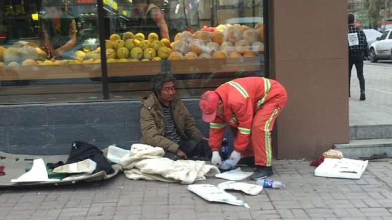 Veprimi mbresëlënës i pastruesit të varfër, po pëlqehet nga të gjithë (Foto)