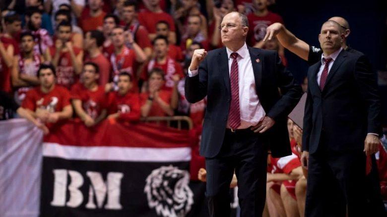 Greenberg, trajner i Kosovës në basketboll
