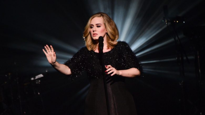 Mandatory Credit: Photo by GHNASSIA/SIPA/REX Shutterstock (5355608x) Adele NRJ Music Awards, Show, Cannes, France - 07 Nov 2015