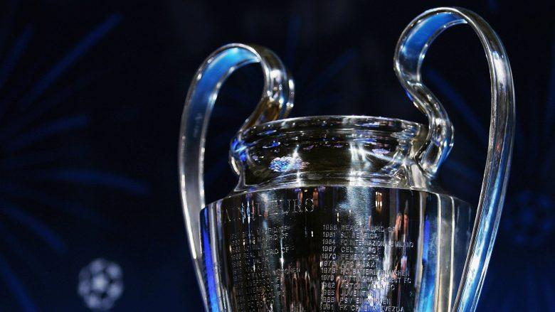 Formacioni i javës në Ligën e Kampionëve sipas UEFA-s, mungon CR7 (Foto)
