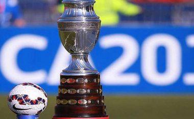 Votohet propozimi, Kupa e Amerikës me katër kombëtare evropiane