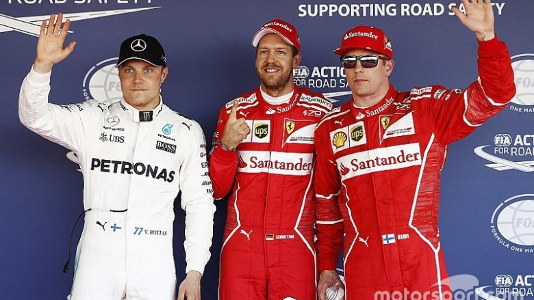 Formula 1, Ferrari ringjallet në Rusi