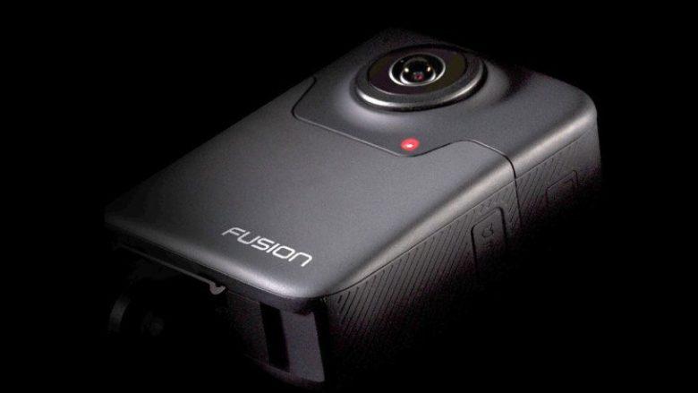 GoPro sjell kamerën e re Fusion me 5.2K (Video)