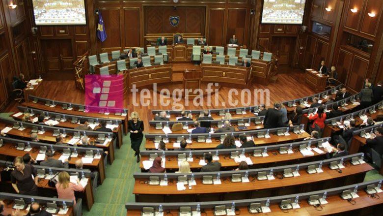 Përdorimi i listave të gatshme me nënshkrime të deputetëve, praktikë jo e mirë