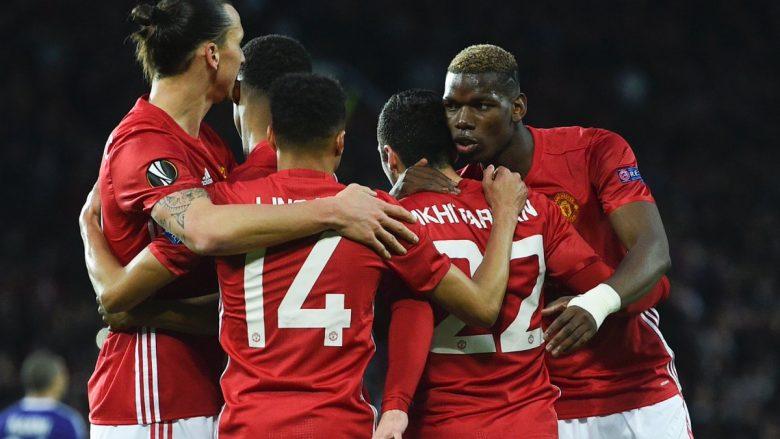 """""""Djajtë e Kuq"""" kualifikohen në frymën e fundit në gjysmëfinale të Ligës së Evropës (Video)"""