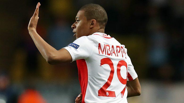 Mbappe në radarin e top katër klubeve evropiane