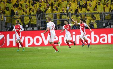 Monaco në pozitë të mirë për të shkuar në gjysmëfinale (Video)