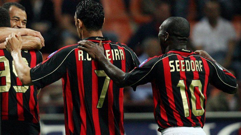 E çuditshme: Mbahet një minutë heshtje për ish-futbollistin e Milanit, por ai është i gjallë (Video)