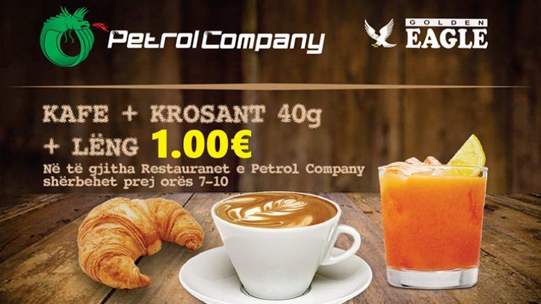 Super oferta në Petrol Company!
