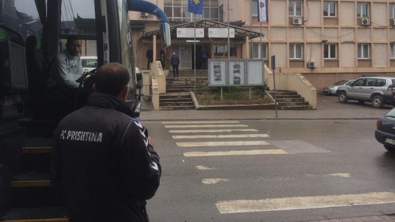 Policia arreston futbollistin e Prishtinës (Foto)