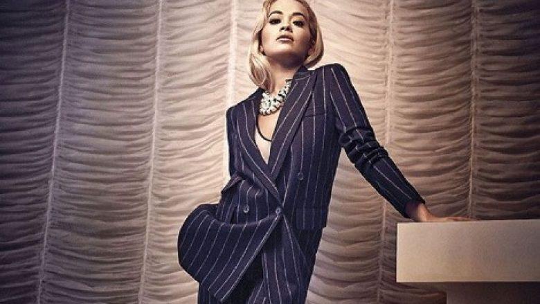 Rita Ora shpërblehet me çmimin si artistja më e njohur ndërkombëtarisht në Kinë (Foto)