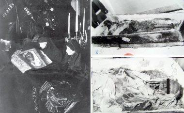 Foto të rralla nga vdekja e Avni Rustemit dhe hapja e arkivolit pas 58 vitesh (Foto)