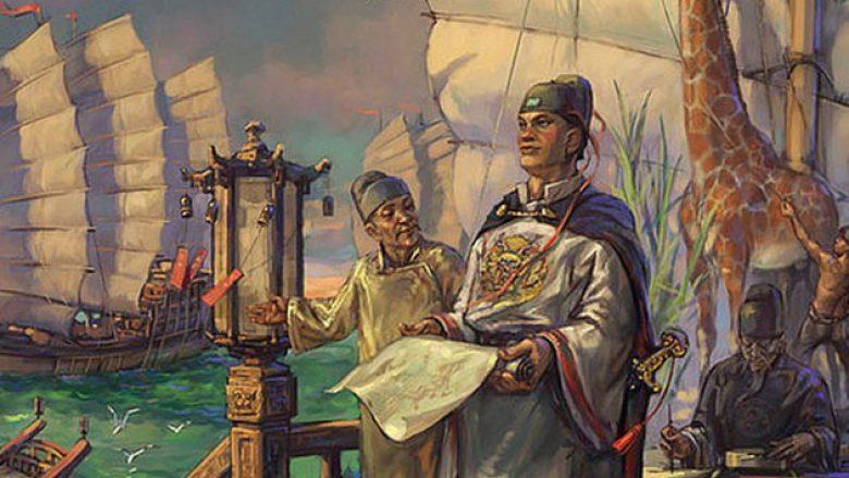 Kur bota frikësohej nga tregtia e lirë: Izolimi dhe shkatërrimi i papritur i flotës më të madhe në histori