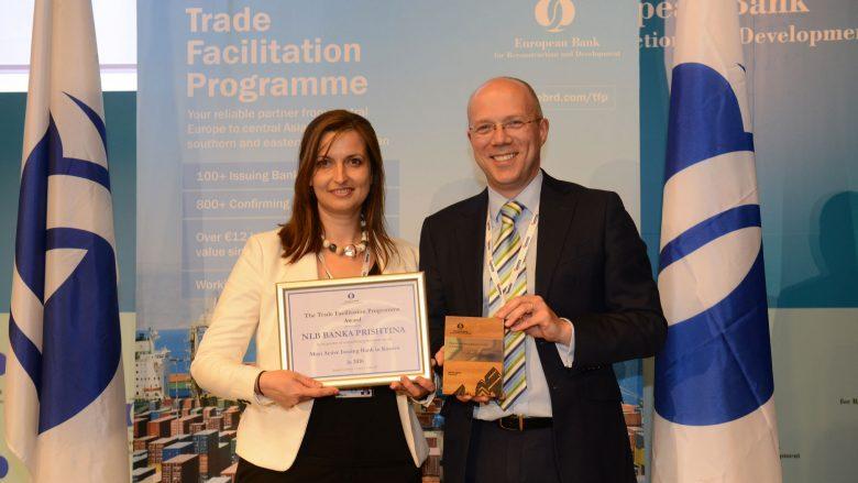 BERZH-i jep çmimin NLB Bankës si 'Banka më aktive për lëshimin e Garancioneve