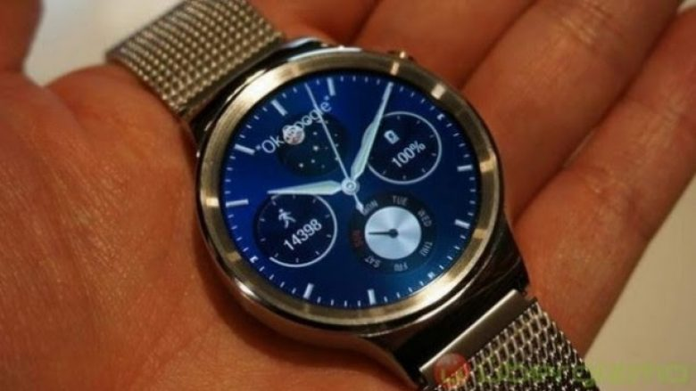 Huawei Watch bëhet me Android Wear 2.0
