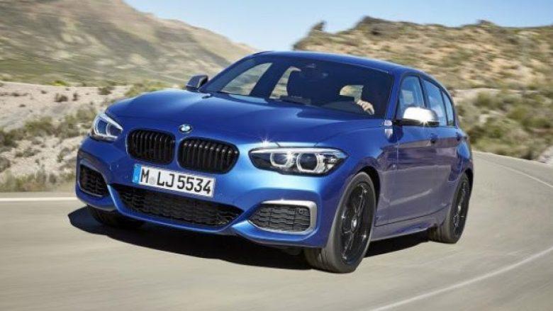 BMW freskon serinë 1 në prag të ardhjes së gjeneratës së re