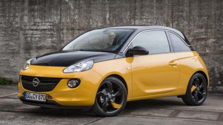 Opel Adam në edicion të ri (Foto)