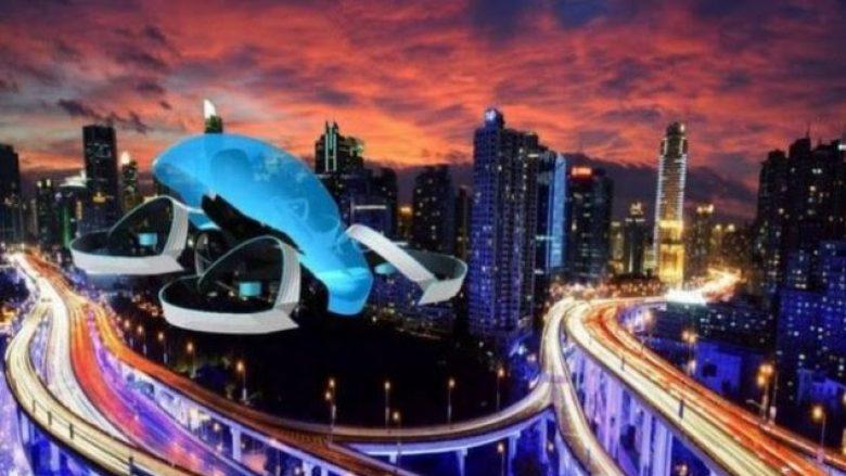Toyota mbështet projektin e veturës fluturuese