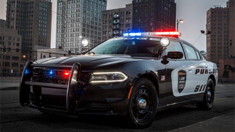 Dhjetë veturat më të shpejta të policisë amerikane (Foto)