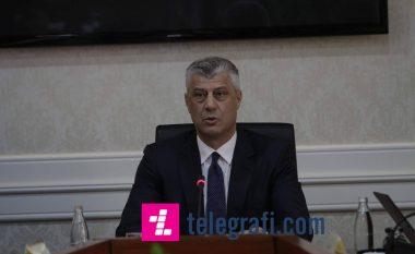 Thaçi flet pas takimit me partitë politike: 11 ose 18 qershori do të jetë data e zgjedhjeve