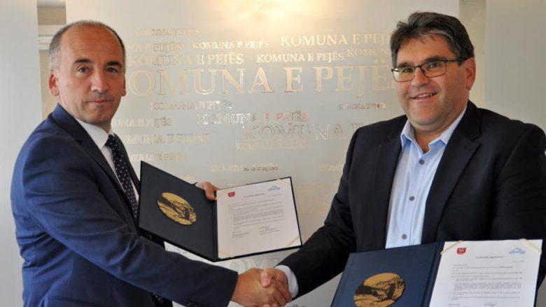 """""""Borea"""" po bëhet, nënshkruhet draft-kontrata me konsorciumin italiano–zviceran (Foto)"""
