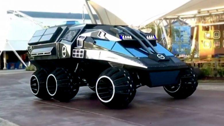 Amerikanët prodhojnë superveturën për të eksploruar Marsin (Foto)