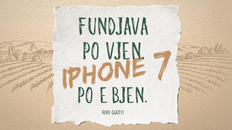 Si të bëhem me një iPhone 7 këtë fundjavë?