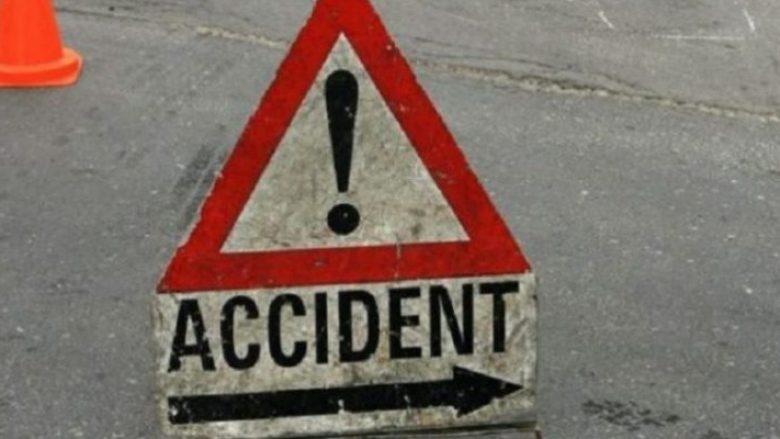Aksident komunikacioni zinxhiror në autostradën Shkup-Kumanovë, ka shumë të lënduar