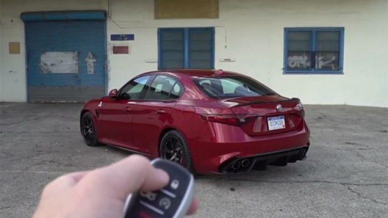 Alfa Romeo Giulia QV është një Ferrari me katër dyer që kushton më pak se 100 mijë euro (Video)