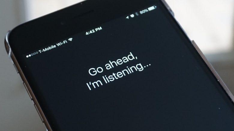 Apple, ku ësht Siri i zgjuar në iOS 12?