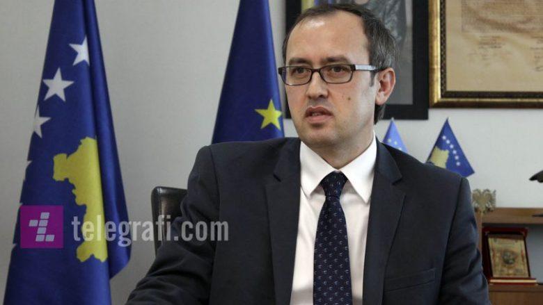 Hoti: Mustafa nuk është në listën e LDK-së për deputet