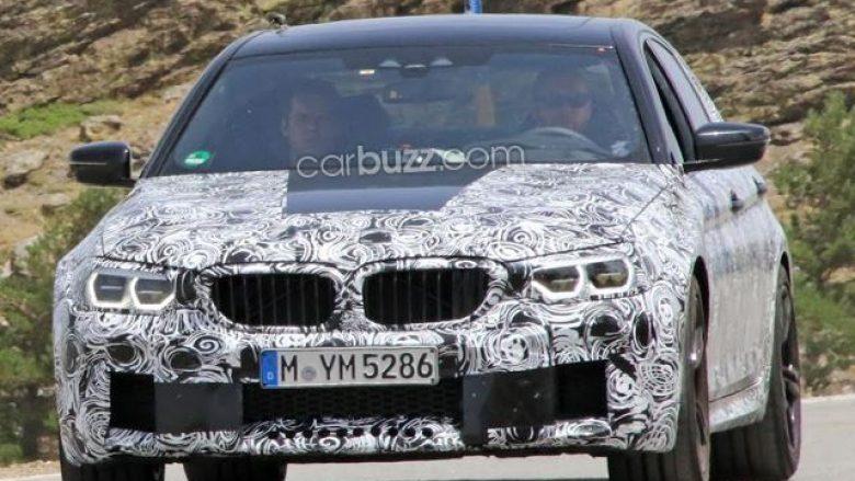 BMW tregon datën e lansimit të modelit M5 (Foto)