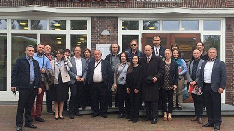 Biznismenët e Maqedonisë në Hamburg u njoftuan me trendet për efikasitetin energjetik në ndërtimtari