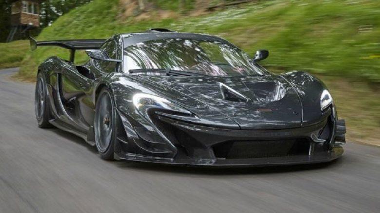Brenda McLaren P1 me 986 kuajfuqi, gjatë ngasjes së shpejtë (Video)