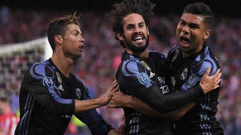 Situata e Real Madridit dhe formacioni i mundshëm ndaj Celta Vigos