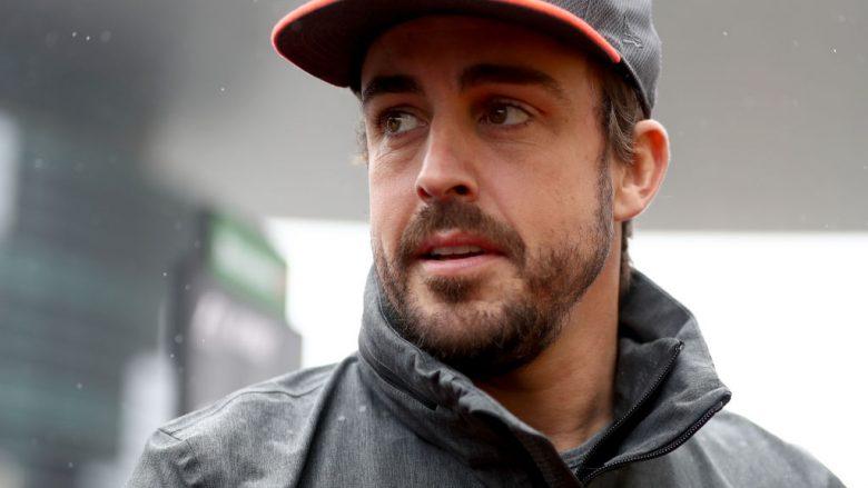 Alonso në Indianapolis, vijon përgatitjet