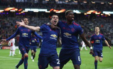 LK pret krahë hapur Unitedin pas triumfit në finale të Ligës së Evropës ndaj Ajaxit (Video)