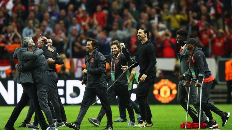 Kualifikimi në LK: Klubet me të cilat mund të luajë Unitedi në fazën grupore – skenari më i mirë dhe më i keq (Foto)