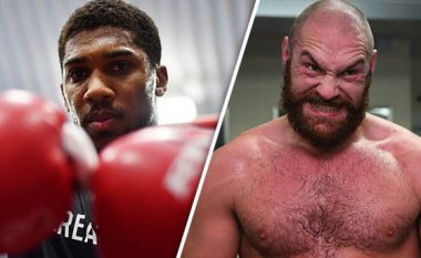 Tyson ndërhyn në intervistën e mikut të tij në radio, për ta sfiduar sërish Joshuan (Audio)