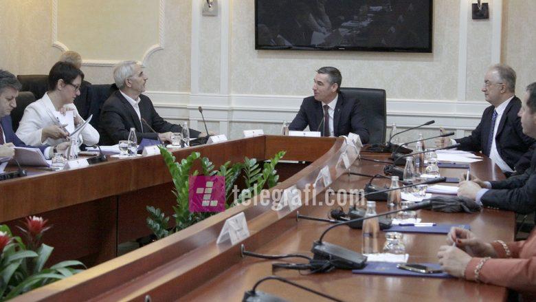 Shtyhet për të mërkurën mbledhja e Kryesisë së Kuvendit