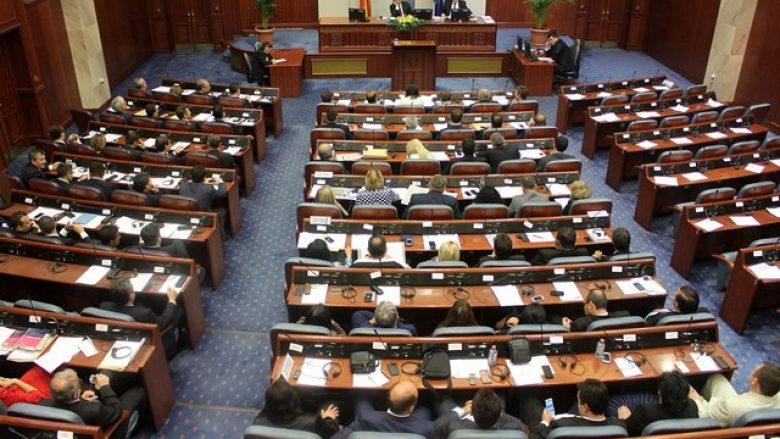 Propozim-ligji për gjuhët sot në seancë plenare