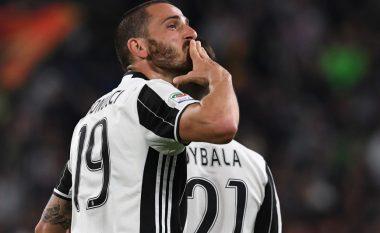 Juventusi i vë çmimin Bonuccit
