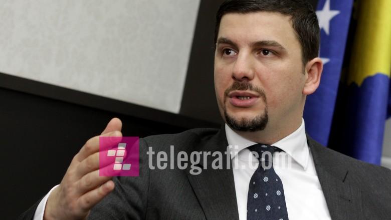Krasniqi thotë se 'sakrifica' e PDK-së me postin e kryeministrit nuk e zhgënjeu elektoratin
