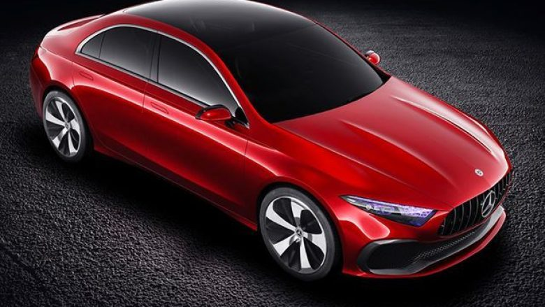 Mercedes do të lansojë tetë modele të reja me çmime të ulëta (Foto)