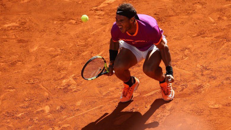 Nadal nënshtron Djokovicin për t'u kualifikuar në finale të Madrid Open (Video)